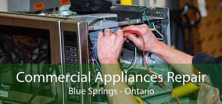 Commercial Appliances Repair Blue Springs - Ontario