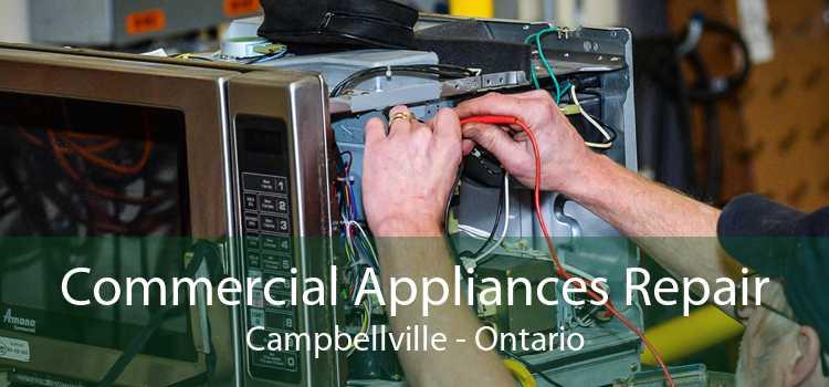 Commercial Appliances Repair Campbellville - Ontario
