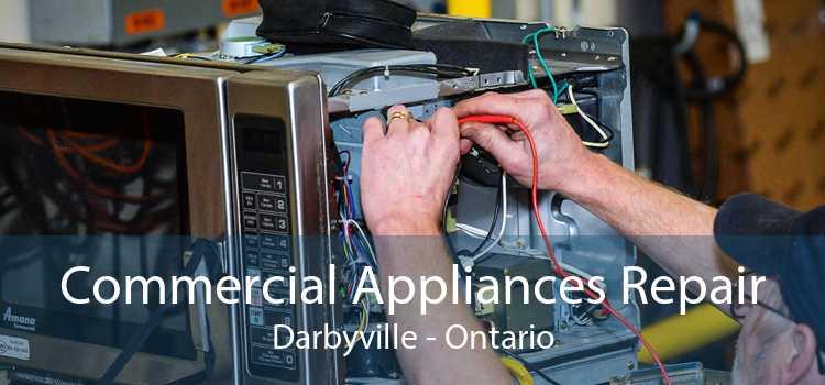 Commercial Appliances Repair Darbyville - Ontario