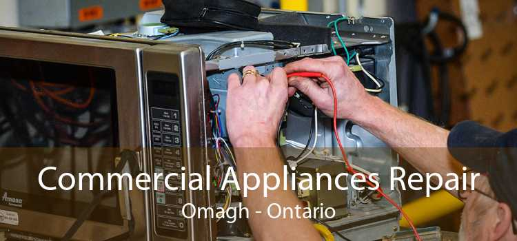 Commercial Appliances Repair Omagh - Ontario