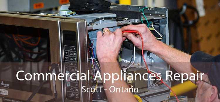 Commercial Appliances Repair Scott - Ontario