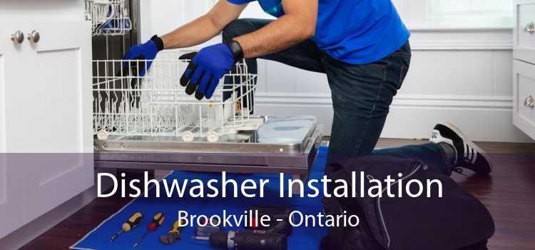 Dishwasher Installation Brookville - Ontario