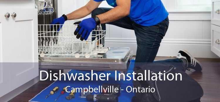 Dishwasher Installation Campbellville - Ontario