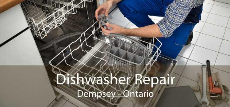 Dishwasher Repair Dempsey - Ontario