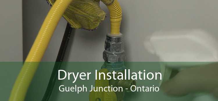 Dryer Installation Guelph Junction - Ontario