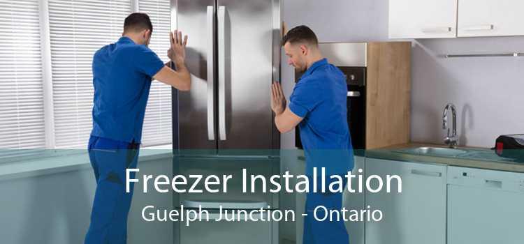 Freezer Installation Guelph Junction - Ontario