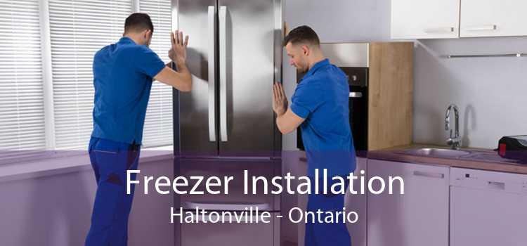Freezer Installation Haltonville - Ontario