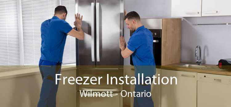 Freezer Installation Wilmott - Ontario