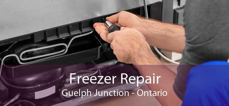 Freezer Repair Guelph Junction - Ontario