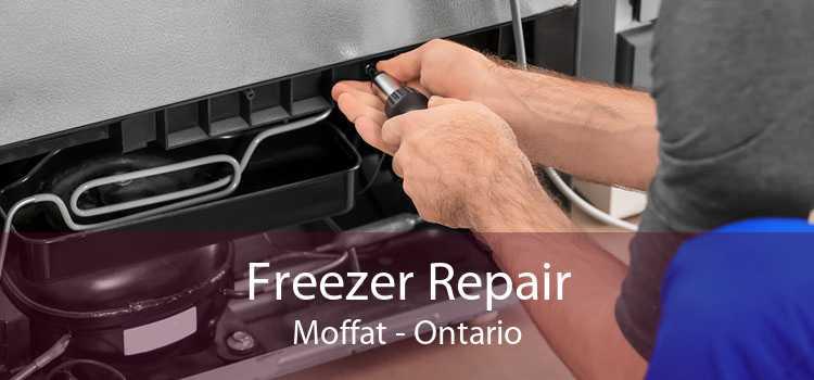 Freezer Repair Moffat - Ontario