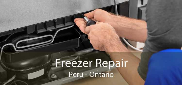 Freezer Repair Peru - Ontario