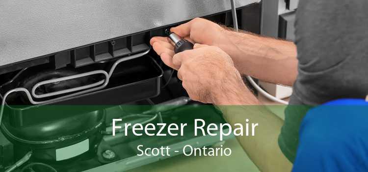Freezer Repair Scott - Ontario