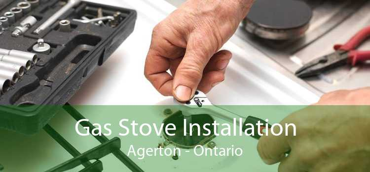 Gas Stove Installation Agerton - Ontario