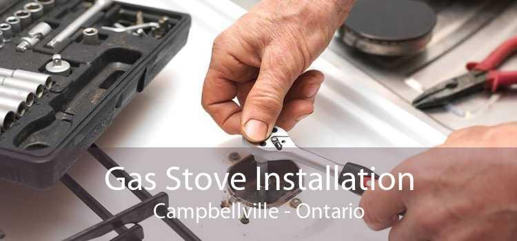 Gas Stove Installation Campbellville - Ontario