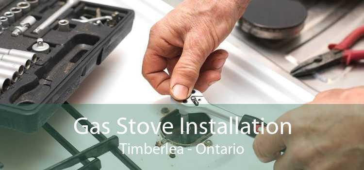 Gas Stove Installation Timberlea - Ontario