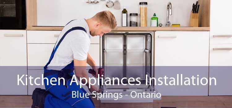 Kitchen Appliances Installation Blue Springs - Ontario