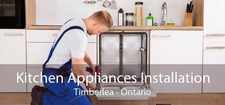 Kitchen Appliances Installation Timberlea - Ontario