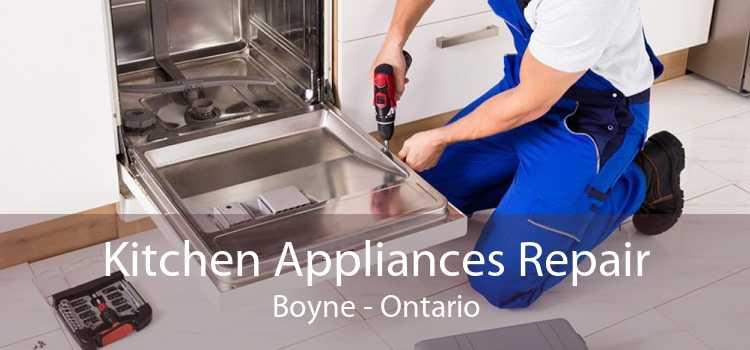 Kitchen Appliances Repair Boyne - Ontario