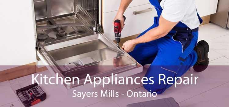 Kitchen Appliances Repair Sayers Mills - Ontario