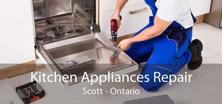 Kitchen Appliances Repair Scott - Ontario