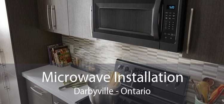 Microwave Installation Darbyville - Ontario