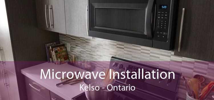 Microwave Installation Kelso - Ontario