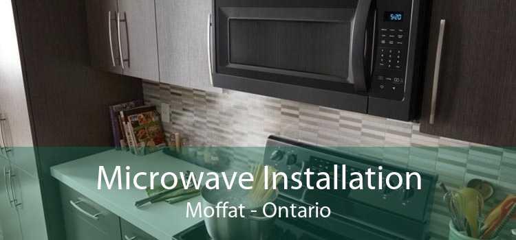 Microwave Installation Moffat - Ontario