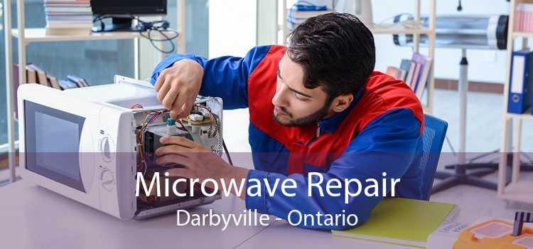 Microwave Repair Darbyville - Ontario
