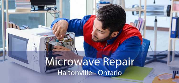 Microwave Repair Haltonville - Ontario