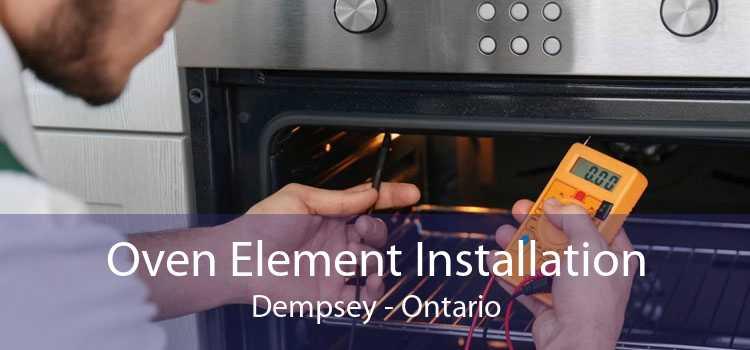 Oven Element Installation Dempsey - Ontario
