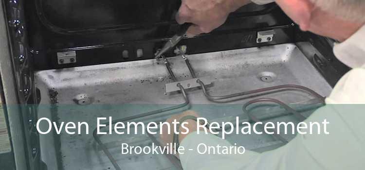 Oven Elements Replacement Brookville - Ontario