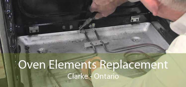 Oven Elements Replacement Clarke - Ontario