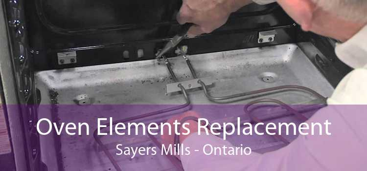 Oven Elements Replacement Sayers Mills - Ontario