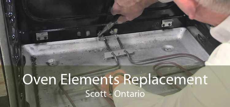 Oven Elements Replacement Scott - Ontario