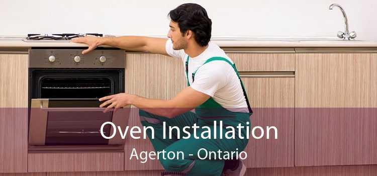 Oven Installation Agerton - Ontario