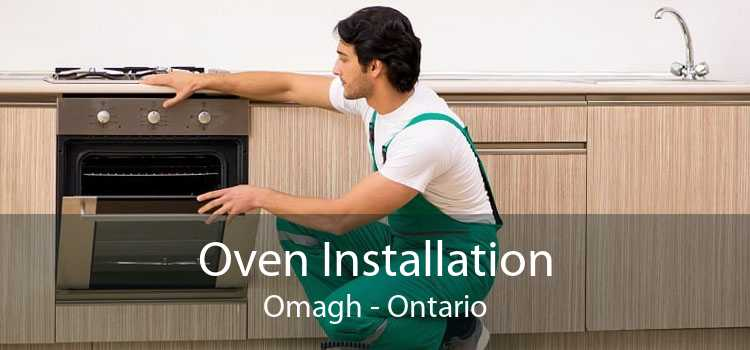 Oven Installation Omagh - Ontario