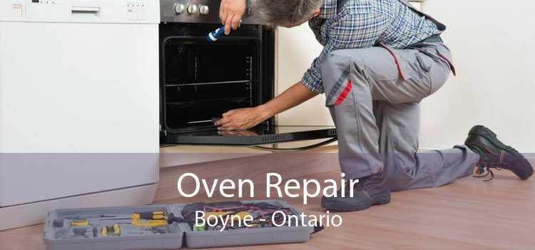 Oven Repair Boyne - Ontario