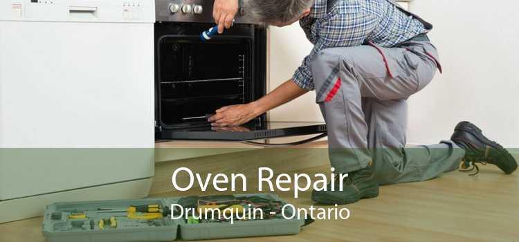 Oven Repair Drumquin - Ontario
