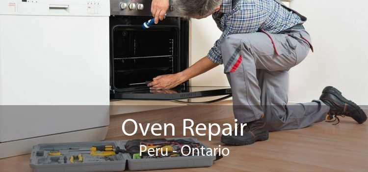 Oven Repair Peru - Ontario
