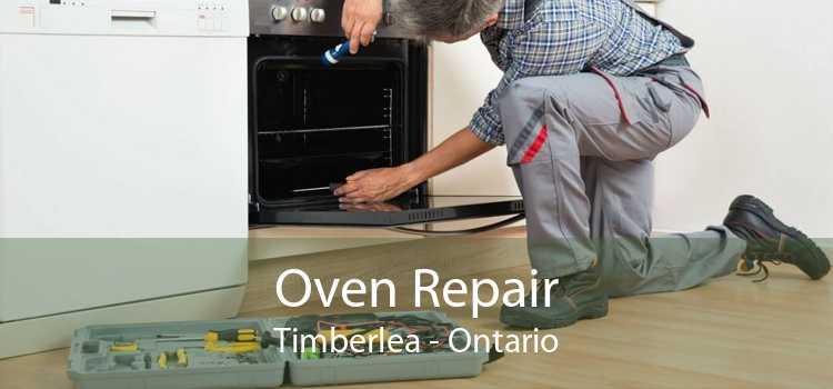 Oven Repair Timberlea - Ontario