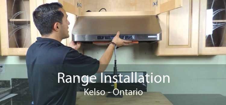 Range Installation Kelso - Ontario