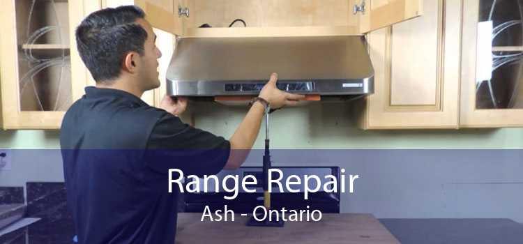 Range Repair Ash - Ontario