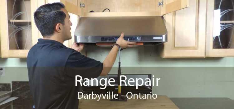Range Repair Darbyville - Ontario