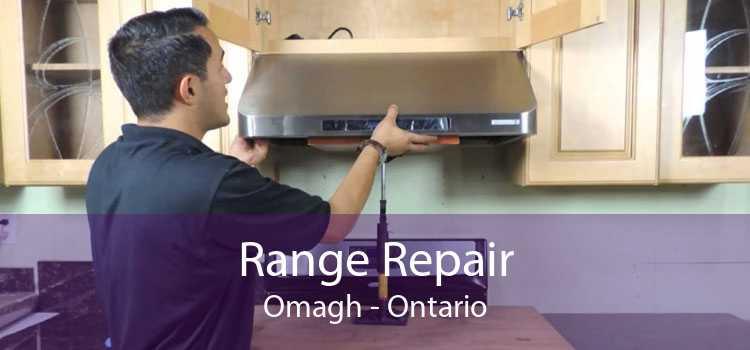 Range Repair Omagh - Ontario