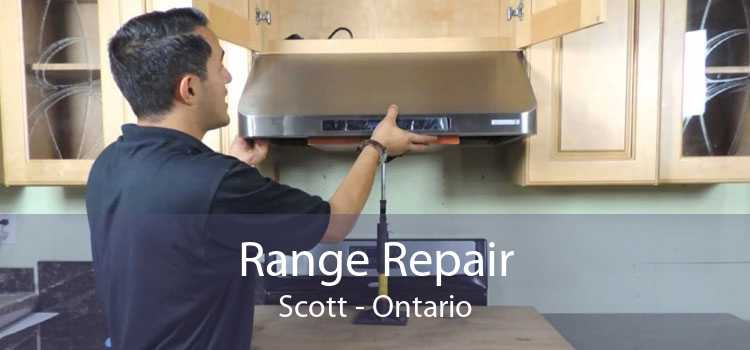 Range Repair Scott - Ontario