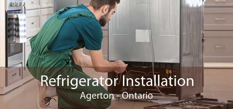 Refrigerator Installation Agerton - Ontario