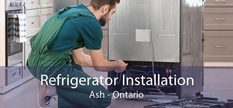 Refrigerator Installation Ash - Ontario