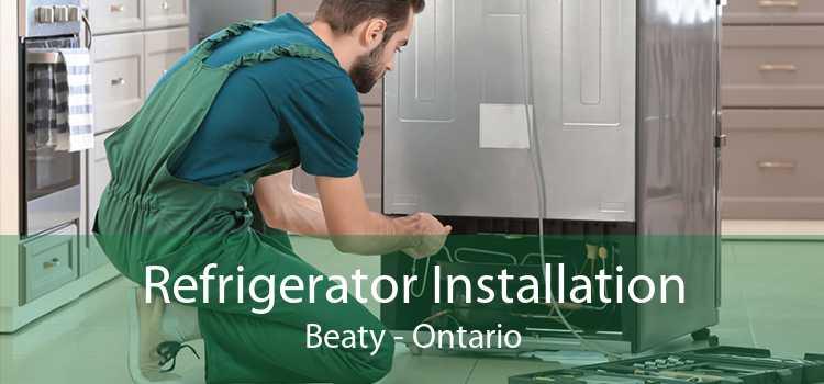 Refrigerator Installation Beaty - Ontario