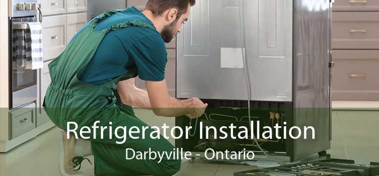 Refrigerator Installation Darbyville - Ontario