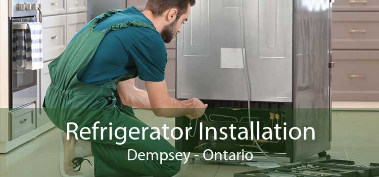 Refrigerator Installation Dempsey - Ontario